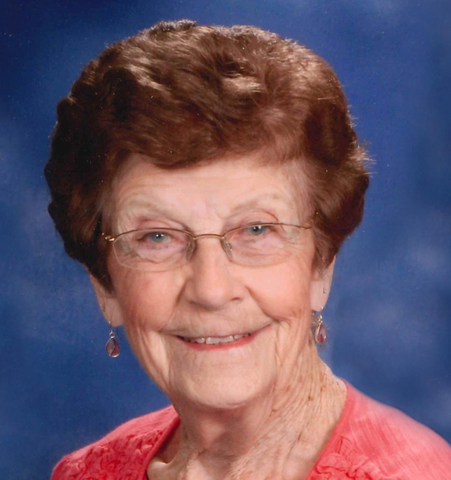 Roma Jean Mae Lofquist, 88 years of age, of rural Bertrand, Nebraska