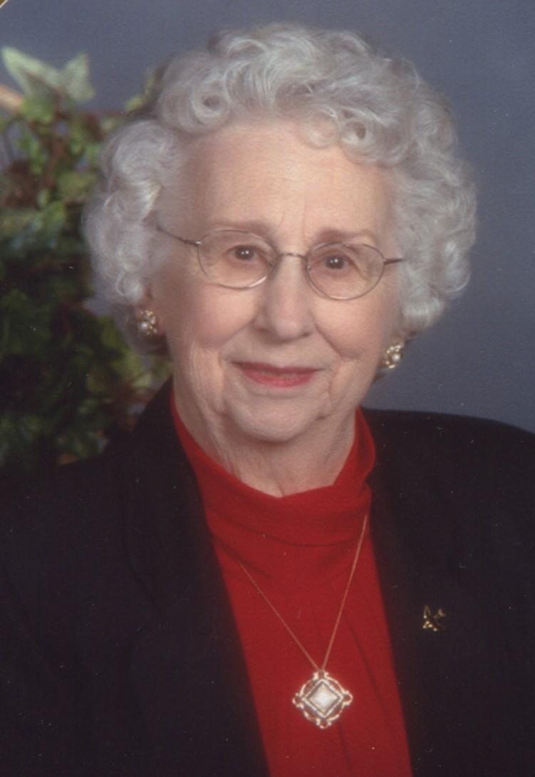 Margaret Ann Pickering, 97