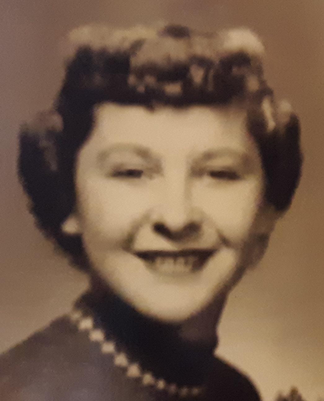 Ella Reichert, 83, Mitchell
