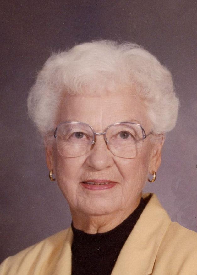 Jean Ruth Larson, 93, of  Lexington, Nebraska