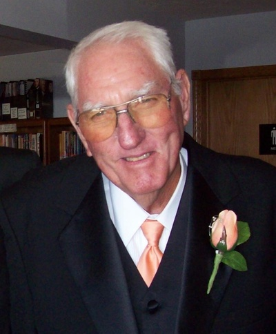 Oscar Palmer Jr.  age 87 of Cozad