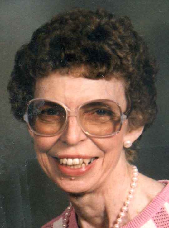 Jeannette Louise (Matheny) Brown