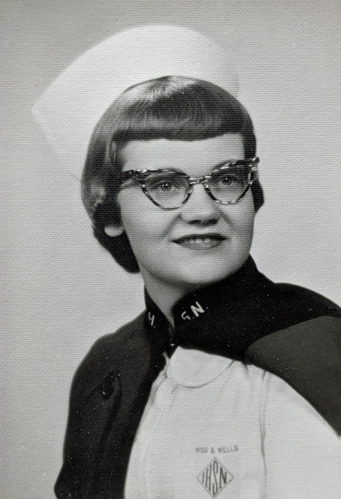 Barbara Wells Dickey of Arlington, Texas