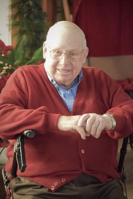 Robert L. Edwards, 91