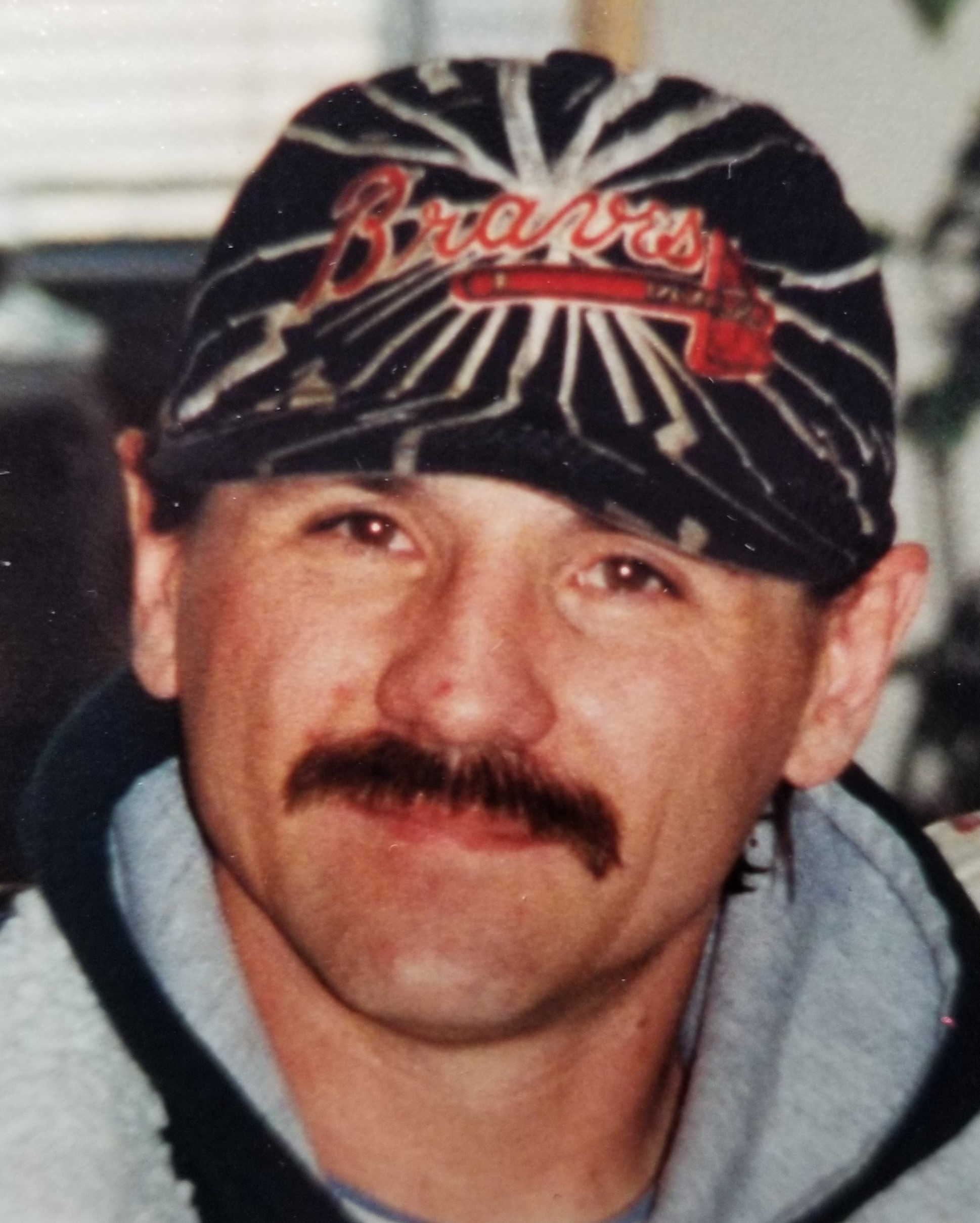 Johnny Dishman, 58, of North Platte, Nebraska