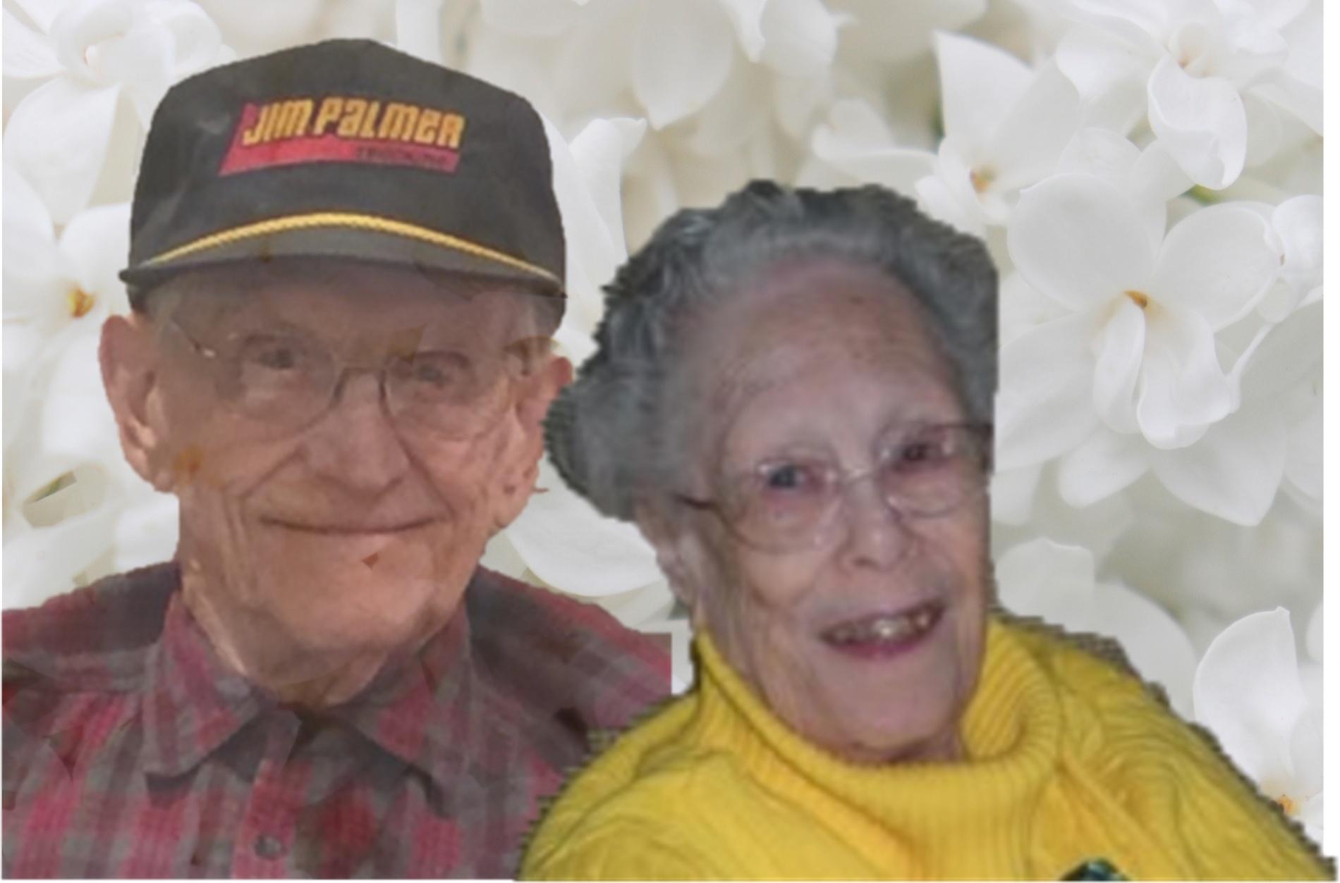 Beryl and Norman Harrington