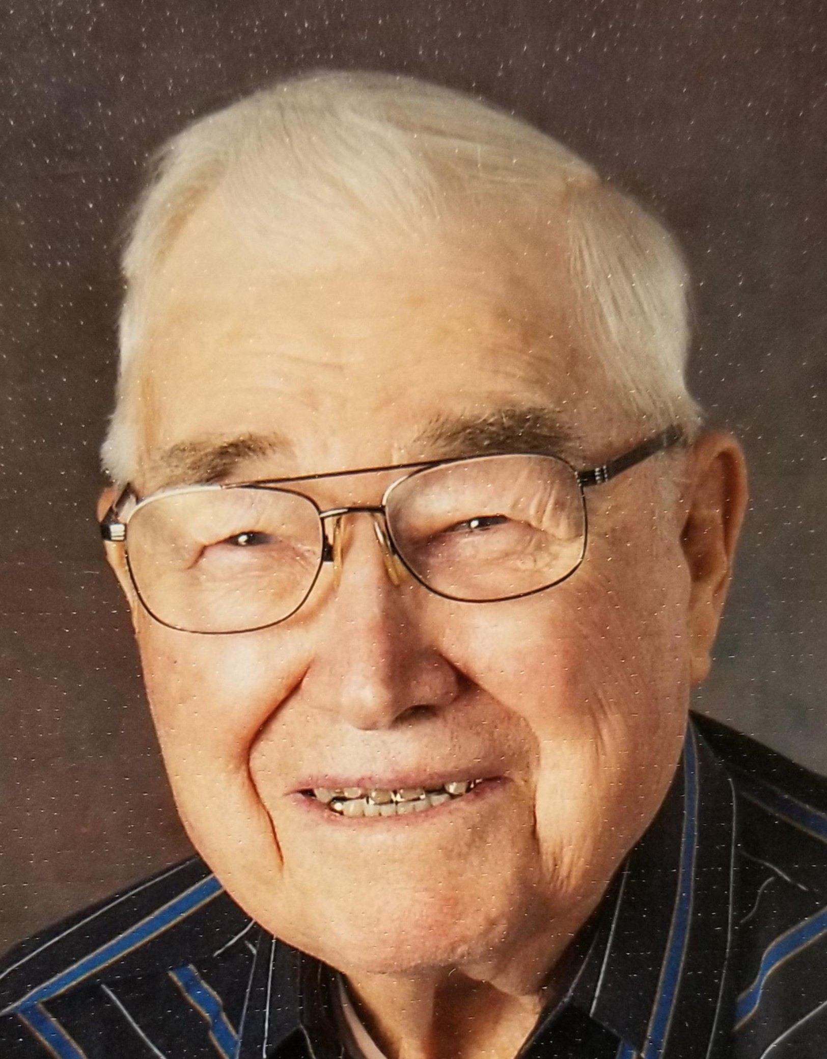 Rollie H. Brown, 96, of Gothenburg, Nebraska