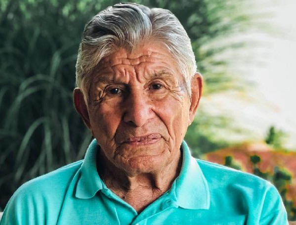 Carmelo Reyes, 95