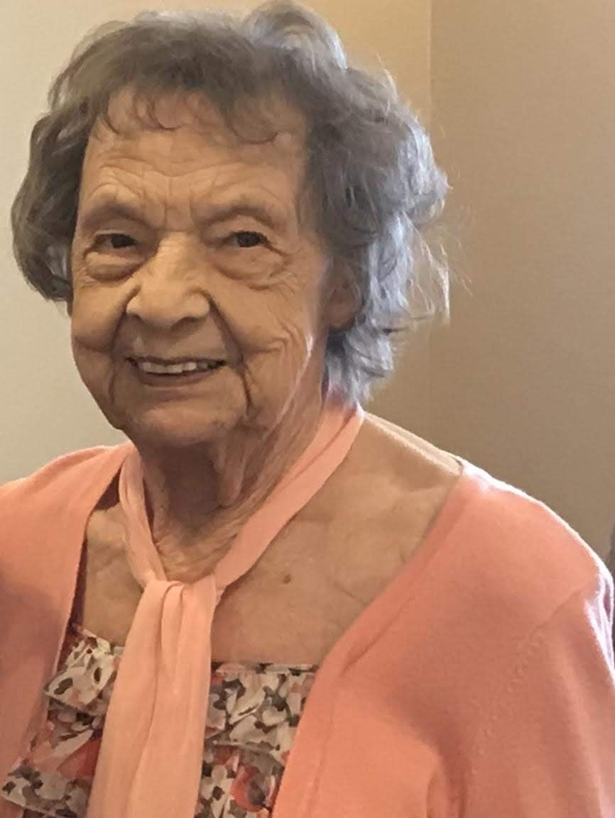 Arline A. Miles, age 92 of Lexington