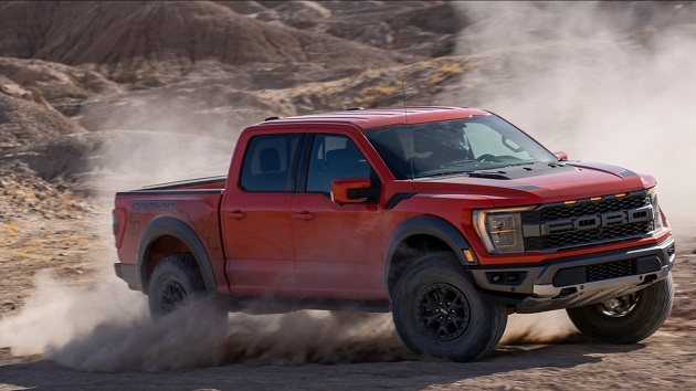 Off road market heats up with new performance-focused pickup trucks