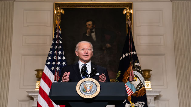 President Biden enters office with climate crisis in full view