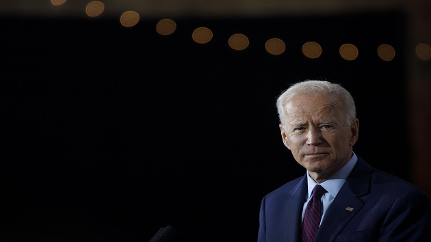 Two-thirds of Americans approve of Biden's COVID-19 response: POLL