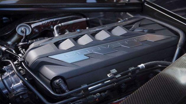 Loud, powerful, visceral: What happens to the V8 engine in an electric car world?