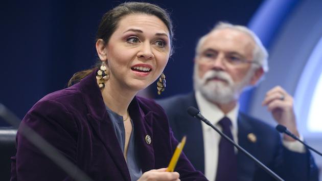 Democrats call for subpoenaing GOP Rep. Jaime Herrera Beutler in impeachment trial