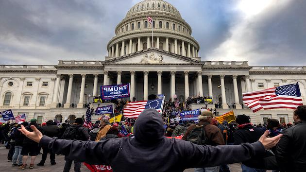 Senate sets 1st hearing into Capitol assault security failures