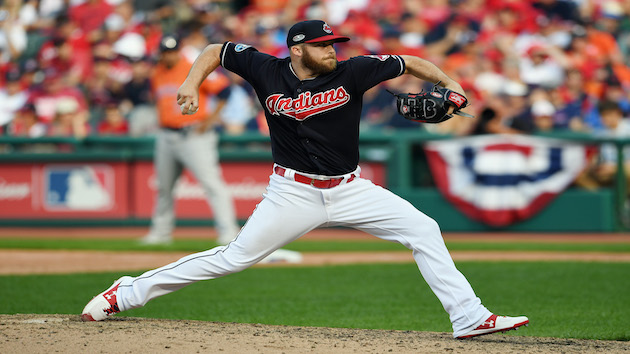 Cody Allen, Cleveland's all-time saves leader, retiring