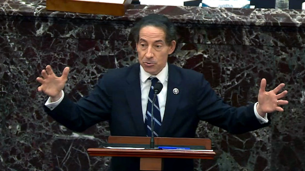 Trump could still be barred from holding future office despite acquittal: Impeachment manager Rep. Jamie Raskin