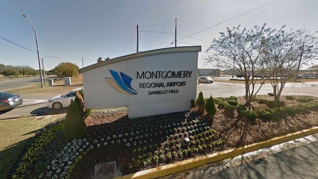 2 dead after military jet crashes near airport in Alabama