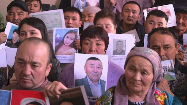 Uighur woman living in France speaks out about alleged Chinese 're-education' camp horrors