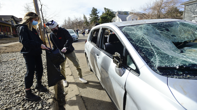 Hundreds of rowdy revelers throw out-of-control street party near University of Colorado, Boulder, campus