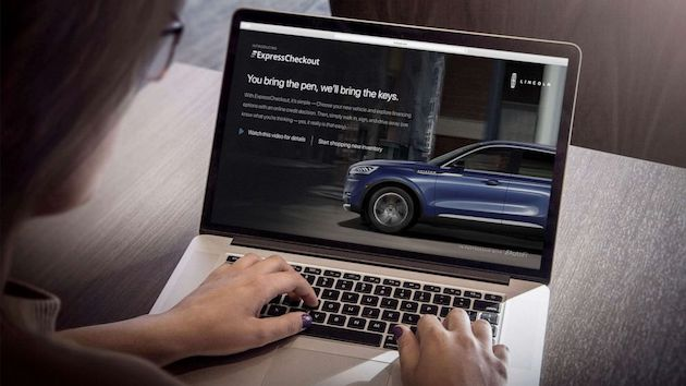More consumers are shopping online for cars. Can dealerships keep up?