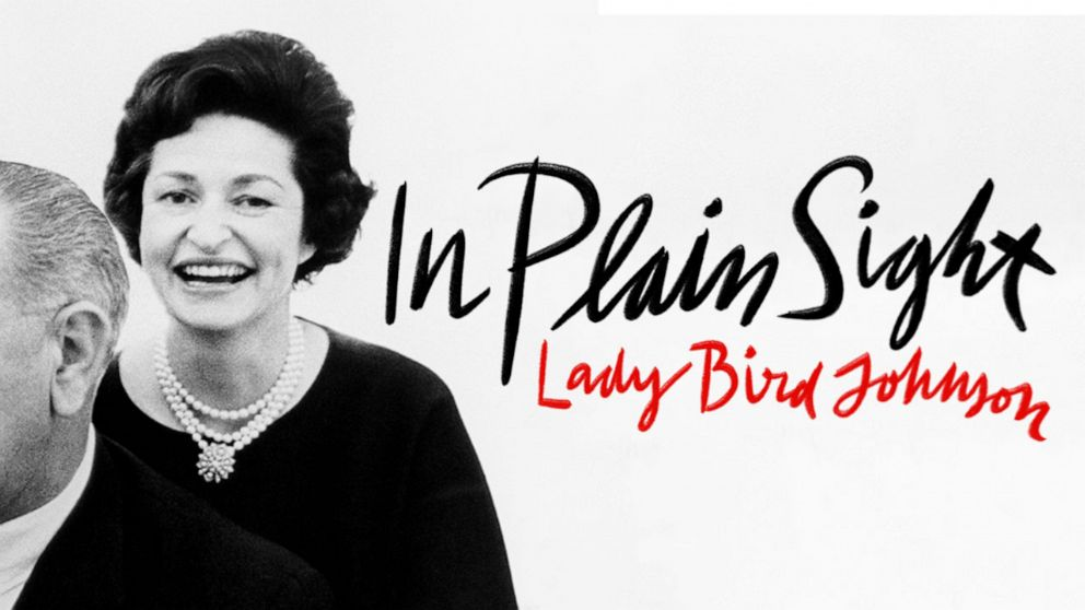 Audio diaries reveal Lady Bird Johnson's unseen influence in husband's administration