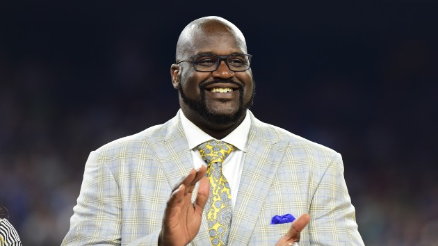 Shaq names his ideal 'Big 3,' talks new ad, NBA predictions