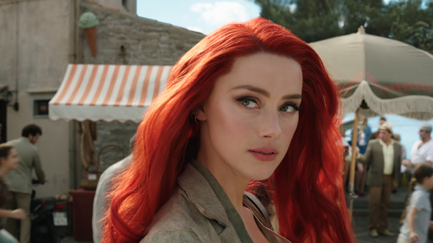 Has Amber Heard been fired from 'Aquaman 2'?