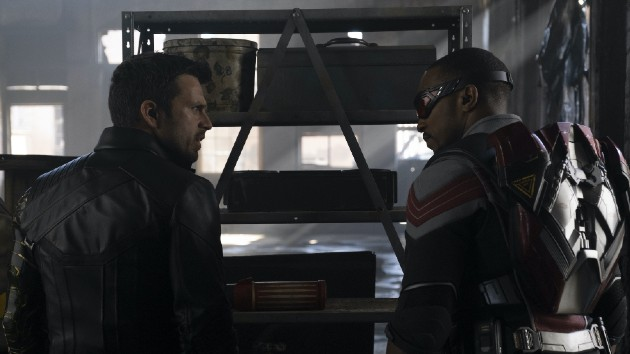 Marvel Studios gives a deeper look at 'The Falcon and The Winter Soldier'