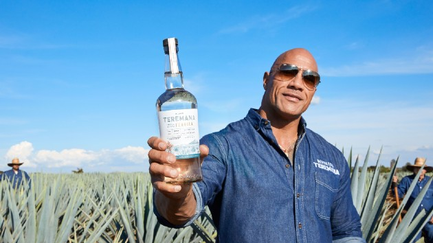 """Dwayne """"The Rock"""" Johnson's tequila brand giving back to COVID-strapped bar and restaurant workers"""