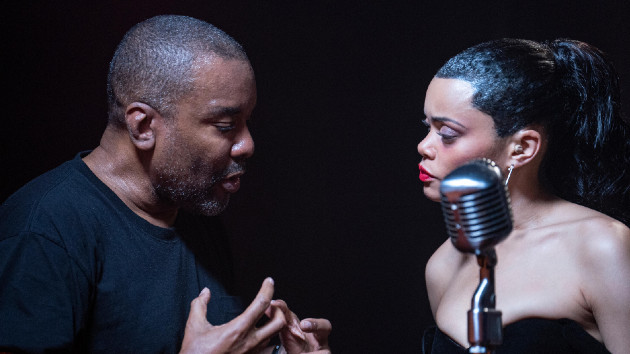 "Andra Day and Lee Daniels discuss their ""wonderfully collaborative"" process making 'The U.S. vs Billie Holiday'"