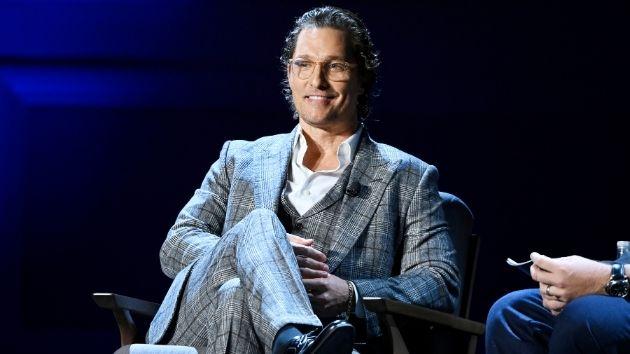 Matthew McConaughey's 'new chapter' likely a run for political office