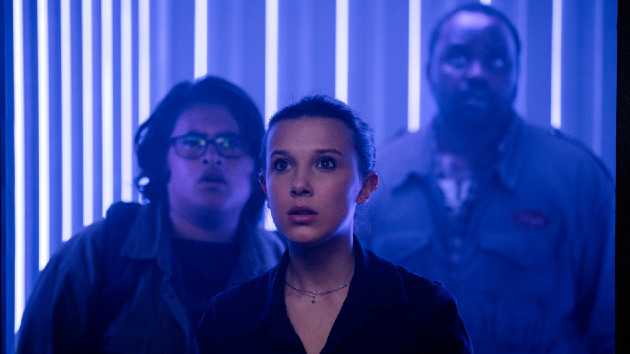 """Millie Bobby Brown discusses her """"fearless"""" side and why she's """"not afraid to speak up"""""""