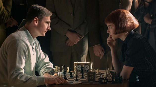 'The Queen's Gambit' getting the Broadway musical treatment