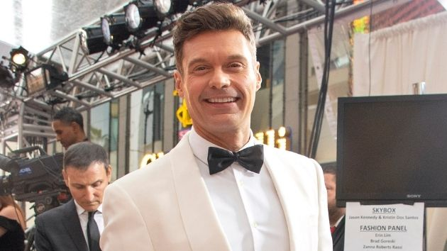 Ryan Seacrest says farewell to E!'s 'Live From the Red Carpet'