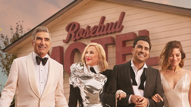 The motel from 'Schitt's Creek' is for sale