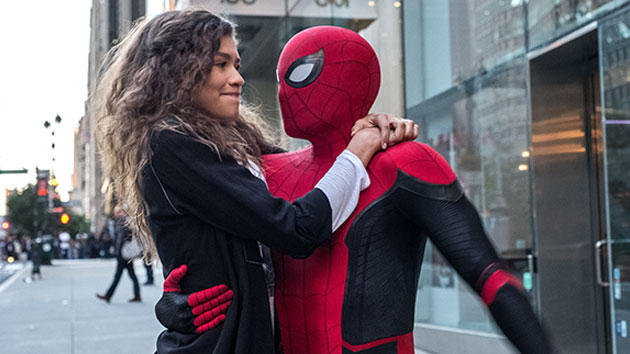 Zendaya gave 'Spider-Man' co-star Tom Holland this advice on dealing with fans
