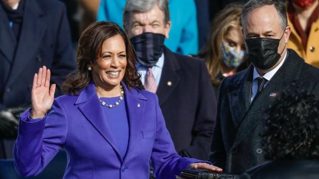 Kamala Harris' historic inauguration fills America's South Asian community with pride