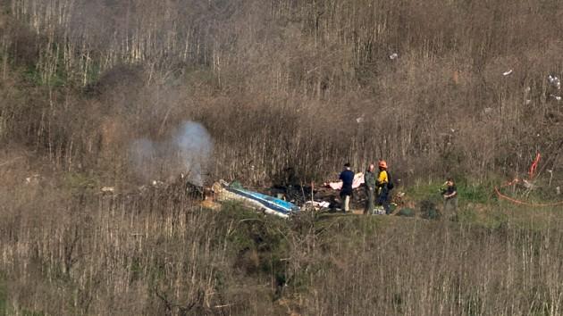 Pilot disorientation, flight rule violations blamed for crash that killed Kobe Bryant: NTSB