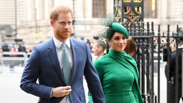 Meghan, Prince Harry to break silence in interview with Oprah Winfrey