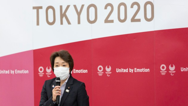 Tokyo Olympics appoints woman president following previous leader's sexist comments