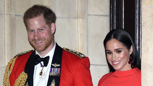 Prince Harry, Duchess Meghan not returning as working members of royal family