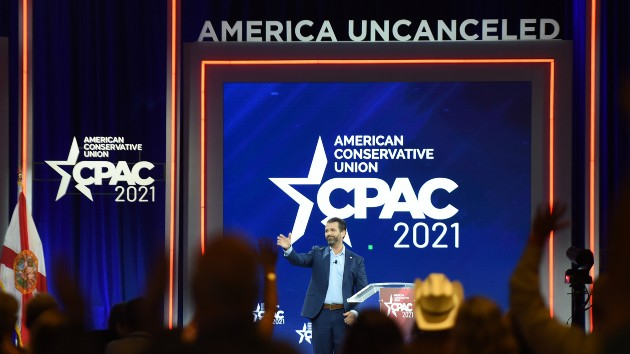 Three key takeaways from Friday's CPAC event: Speakers stand behind Trump