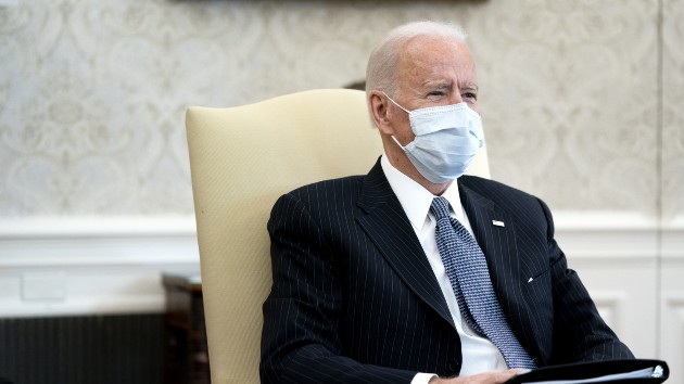 Biden's first 100 days live updates: Biden announces US will accept more refugees