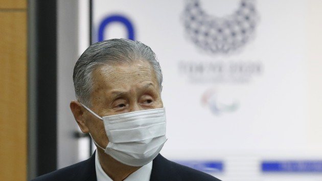 Tokyo Olympics chief apologizes for sexist comments that women talk too much in meetings