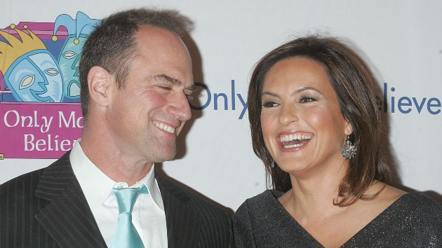 """Mariska Hargitay says it was """"life-changing"""" when she met 'SVU' co star Chris Meloni for the first time"""