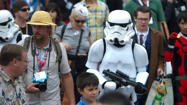 Turkey, stuffing, superheroes? Industry pushing back at possible Thanksgiving San Diego Comic-Con