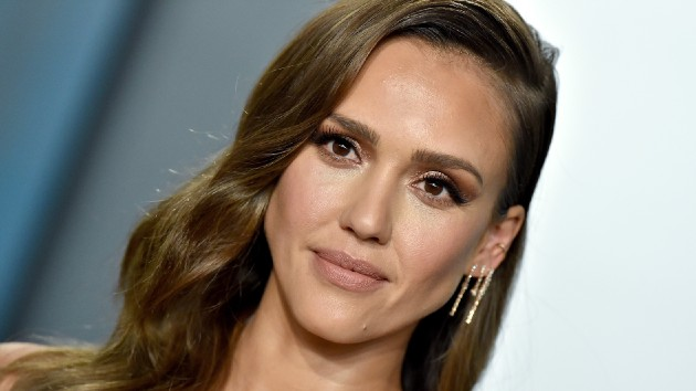 Jessica Alba reveals her father was diagnosed with thyroid cancer