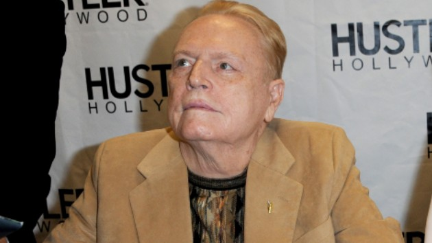 Larry Flynt, 'Hustler' magazine founder, dies at 78