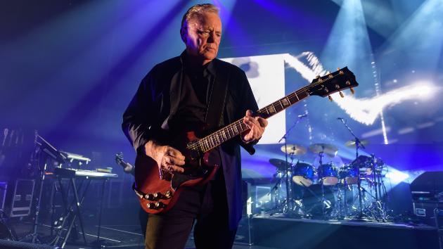 New Order announces new live album & concert film, 'Education Entertainment Recreation'